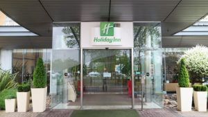 Thank you to the Holiday Inn for their hospitality