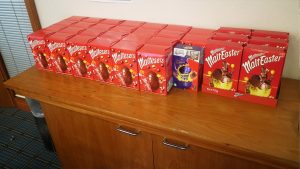 Easter Eggs for everyone!